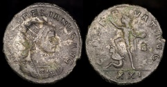 Ancient Coins - Aurelian Antoninianus - CONSERVATOR AVG - Antioch Mint