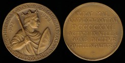 World Coins - 1922 France – 1000th Anniversarry of King Henry's Reign
