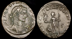 Ancient Coins - Constantine I Follis - IOVI CONSERVATORI AVGG NN - Siscia Mint