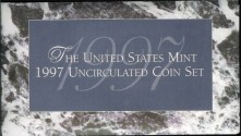 Us Coins - 1997 US Mint Set