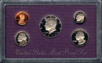 Us Coins - 1990 US Proof Set
