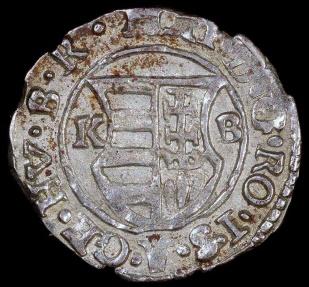 World Coins - 1617 KB Hungary 1 Denar - Mathias II - AU Silver