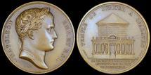 World Coins - 1806 France - Napoleon - Dalmatia Conquered by Jean-Bertrand Andrieu, Nicolas Guy Antoine Brenet and Dominique-Vivant Denon
