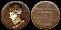 World Coins - 1835 France – General Edouard Mortier, Duke of Trévise