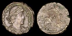 Ancient Coins - Constantius II Ae3 - FEL TEMP REPARATIO - Antioch Mint
