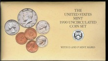 Us Coins - 1990 US Mint Set