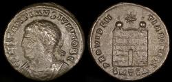 Ancient Coins - Constantine II Ae3 - PROVIDENTIAE CAES - Cyzicus Mint