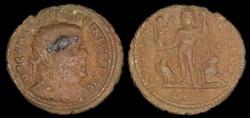 Ancient Coins - Licinius I Follis - IOVI CONSERVATORI - Cyzicus Mint