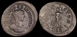 Ancient Coins - Numerian Antoninianus - IOVI VICTORI - Rome Mint