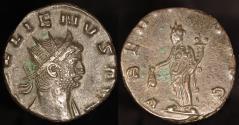 Ancient Coins - Gallienus Antoninianus - VBERITAS AVG - Rome Mint