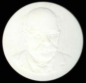 World Coins - 1947-1973 - German Democratic Republic : Herman Duncker Commemorative Medal