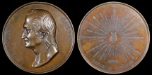 World Coins - 1842 France - André Ernest Modeste Grétry - French-Belgian from the Prince-Bishopric of Liège (present-day Belgium) by Constant Jehotte