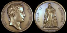 World Coins - 1805 France - The Schools of Medicine by Vivian Denon, Bertrand Andrieu and Julien Marie Jouannin