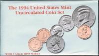Us Coins - 1994 US Mint Set