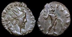 Ancient Coins - Victorinus Antoninianus - VIRTVS AVG - Treveri Mint