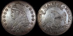 Us Coins - 1810 USA Bust Half Dollar (Overton 102)