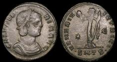 Ancient Coins - Galeria Valeria Follis - VENERI VICTRICI - Thessalonica Mint