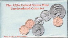 Us Coins - 1994 US Mint Set