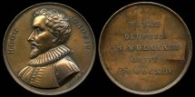 World Coins - 1816 France - Hugo Grotius (Dutch Jurist and Philosopher)
