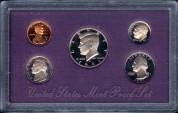 Us Coins - 1991 US Proof Set