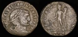Ancient Coins - Galerius Ae Follis - GENIO POPVLI ROMANI - Heraclea Mint