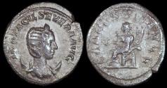 Ancient Coins - Otacilla Severa Antoninianus - CONCORDIA AVGG - Rome Mint