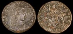 Ancient Coins - Constantius Gallus Centenionalis - FEL TEMP REPARATIO - Sirmium Mint