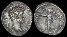 Ancient Coins - Septimius Severus Denarius - ARAB ADIABENIC - Laodicea mint