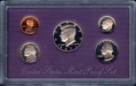 Us Coins - 1991 US Proof Set