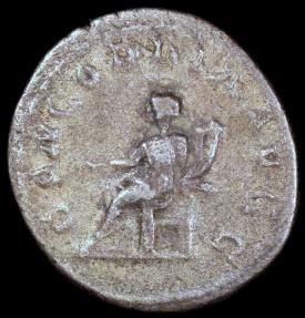 Ancient Coins - Octacilia Severa Antoninianus - CONCORDIA AVGG - Rome Mint
