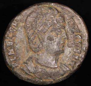 Ancient Coins - Helena Follis - SECVRITAS REIPVBLICE - Cyzicus Mint