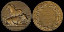 World Coins - 1902 France – Agricultural Award Medal