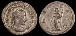 Ancient Coins - Gordian III Antoninianus - PROVID AVG - Rome Mint