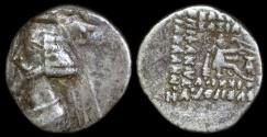 Ancient Coins - PARTHIA, Phraates IV -  38-2 BC, Ar Drachm  Uncertain Mint