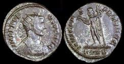 Ancient Coins - Probus Antoninianus - IOVI CONS PROB AVG - Rome Mint