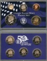 Us Coins - 2001 US Proof Set