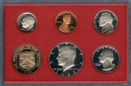 Us Coins - 1982 US Proof Set