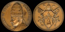 World Coins - 1963 Vatican – Pope Paul VI