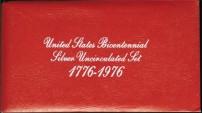 Us Coins - 1976 Bicentennial Silver Uncirculated Set