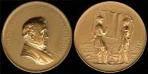 1857 James Buchanan - US Mint Medal