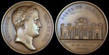 World Coins - 1806 France - Napoleon - Entry into Madrid by Nicolas Guy Antoine Brenet and Dominique-Vivant Denon