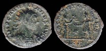 Ancient Coins - Aurelian Antoninianus - RESTITVTOR ORBIS - Serdica Mint