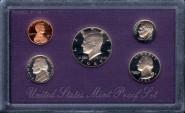 Us Coins - 1989 US Proof Set