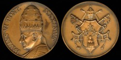 World Coins - 1963 Vatican – Pope Paul VI
