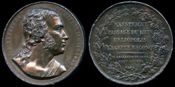 World Coins - 1800  France - Assassination of Kleber