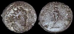 Ancient Coins - Postumus Antoninianus - VIRTVS AVG - Trier Mint