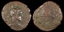 Ancient Coins - Elagabalus Ae22 - Antioch Mint