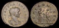 Ancient Coins - Aurelian Antoninianus - IOVI CONSER - Serdica Mint