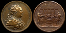 World Coins - 1789  France - Louis XVI. - Abandon all Privileges by Pierre-Simon-Benjamin Duvivier and Nicolas Marie Gatteaux