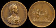 World Coins - 1663  France - Louis XIV - Alliance with the Swiss by Jean Dollin and Joseph Roettiers